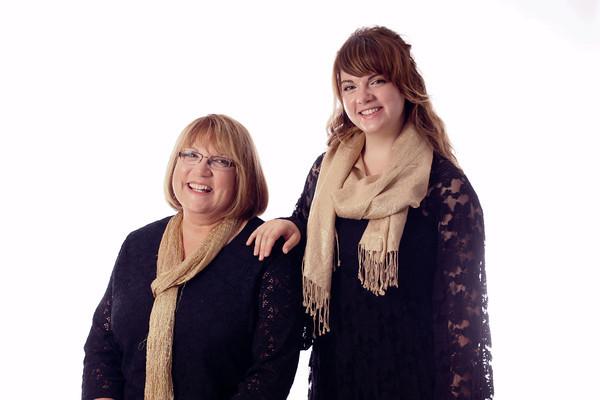 Karen and Katie