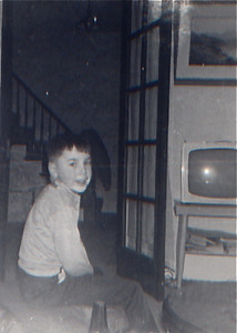 DPB-280: David Prescott Barr at 320 West Main Street, Boonton, NJ - March 1963