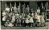 Woodcroft Children's Coronation Party 1953