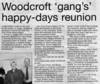 Woodcroft Free Press Article about possible Reunion 2 3 2001