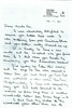 Letter to dad, Les Milford Smith,  from Maureen 20010114  (1)