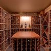 Wine room (old storage garden room)