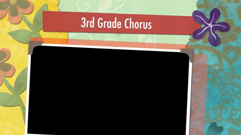 3rd Grade Chorus