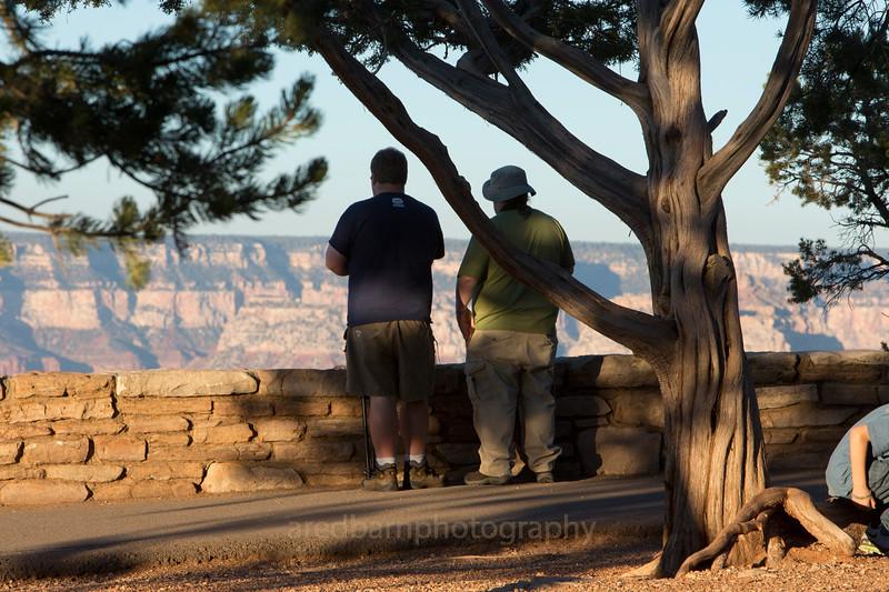 Grand Canyon Nat PK Tim and Evan