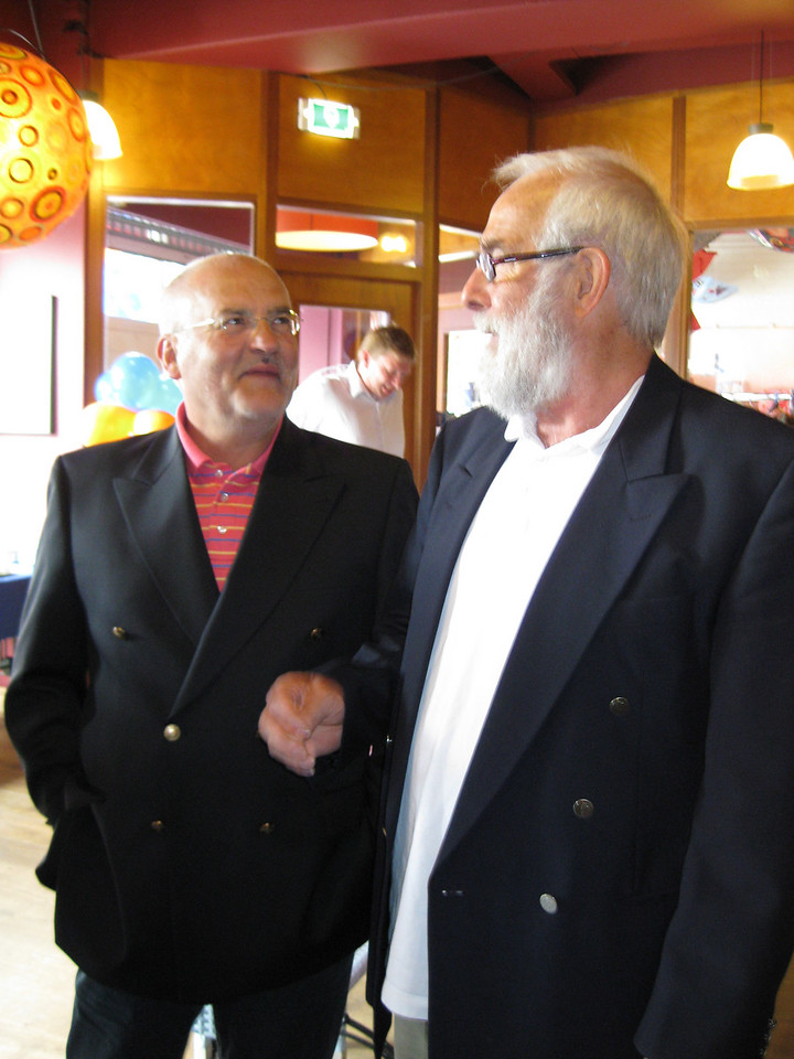 Rolf and my dad