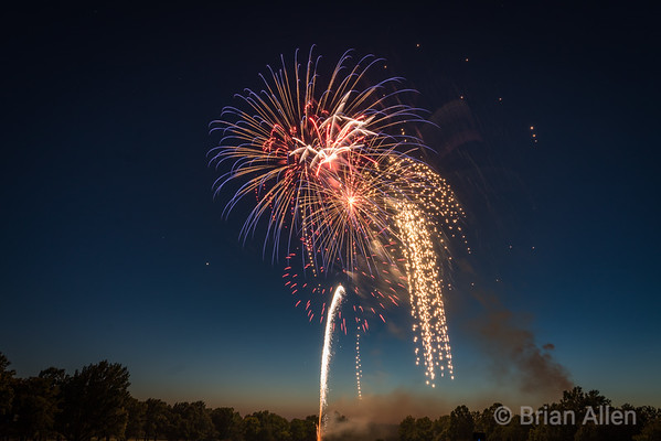 4th of July, Southern Hills CC, Tulsa, OK