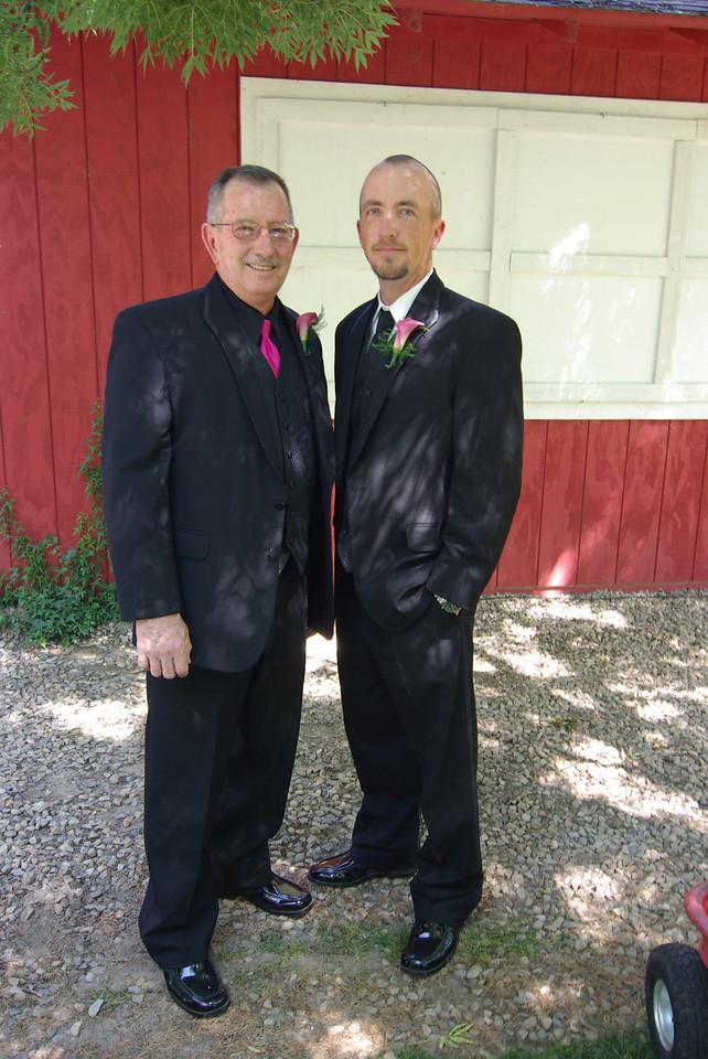 The Best Man, Dad & The Groom, Jason