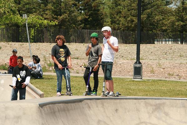 5-15-2010 Livermore Skateboard Park