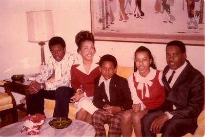 family killeen 1970s