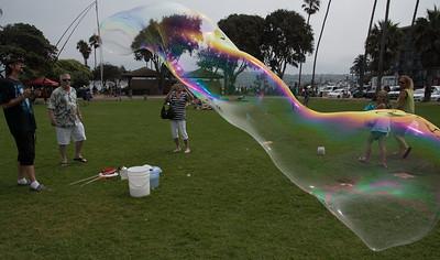 Major Bubbles