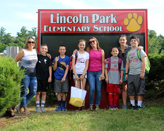 6-22-18 Last Day of School - and LPES for Jack