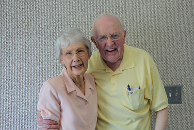 Lois and Jim Wyman
