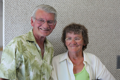 Rod and Dorothy Johnston