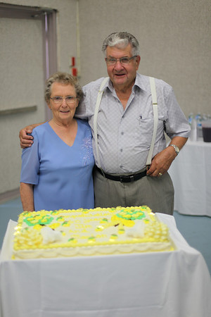 60 years married!