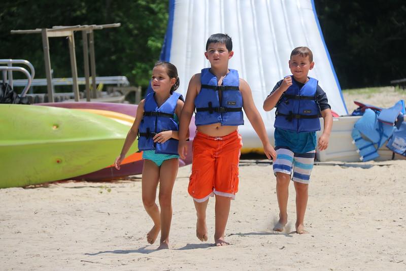 7-6-16 Lake fun at Lincoln Park