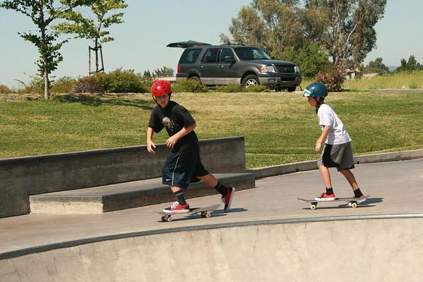7-7-2010 Skateboard Park
