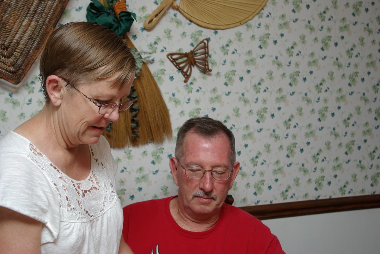 Mom & Dad 7-26-2009