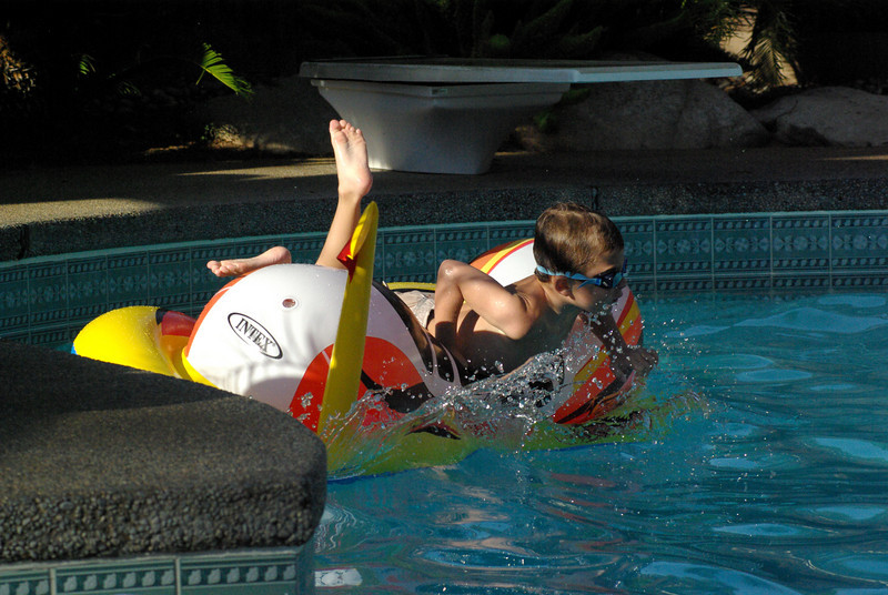 Splash-Down