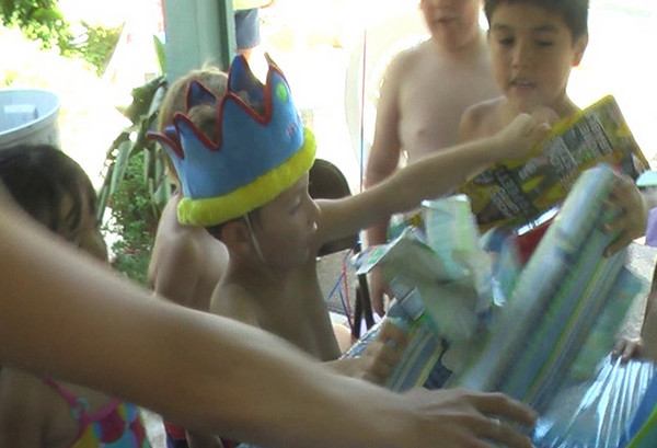 More Present Opening