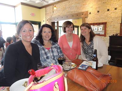 8 June 2016 JoAnne Retirement Party