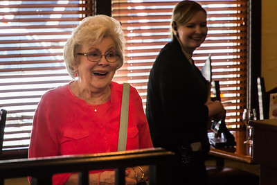 April 2017 - Carole Lyon Surprise 80th Birthday Party