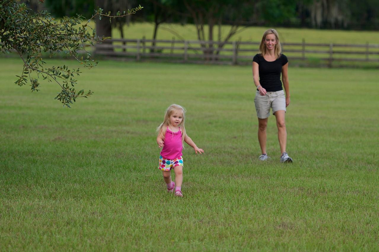 Elise and Allison