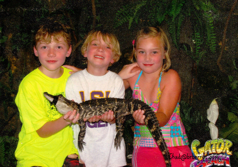 Robb Spike Kait and the Gator