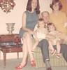 Joyce, Papa (NT) Judy, Lorrie, Winnie
