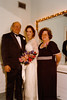 Keli and Chad's Wedding- Mom and Dad with Bride in chambers