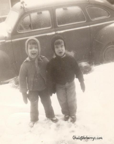 royce and joyce snow day