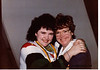 Grad Pict- Judy and Joyce 1987b