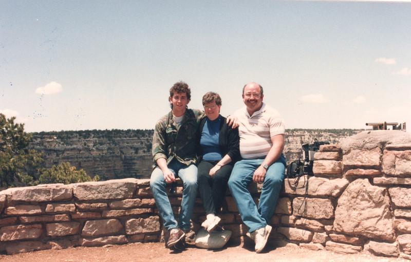 1987 Grand Canyon Az Taylor Joyce Kenny