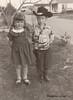 Joyce and Cowboy Royce age 5