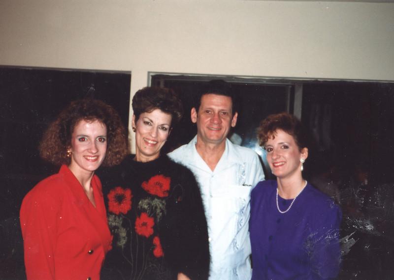 Winnie Henry Judy Lorrie Winnie & James Wedding Reception When they came back from honeymoon in England 1989