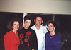 Winnie Henry Judy Lorrie Winnie & James Wedding Reception When they came back from honeymoon in England 1989