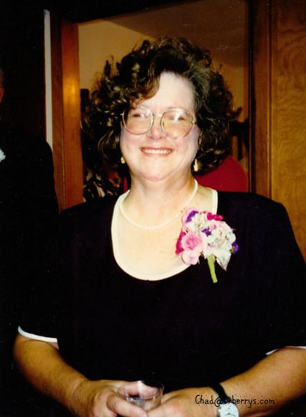 Keli and Chad's Wedding- Joyce happy Mom of Bride