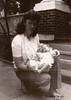 Delia Royce and Joyce 2 months