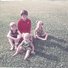 Judy Joy, Joyce, Taylor, Keli