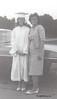 Graduation of Joyce-with Delia 1964