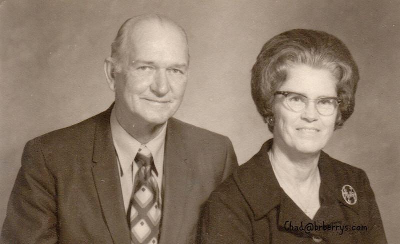 Delia and NT 1971