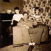 Royce Joyce her daddy 1954