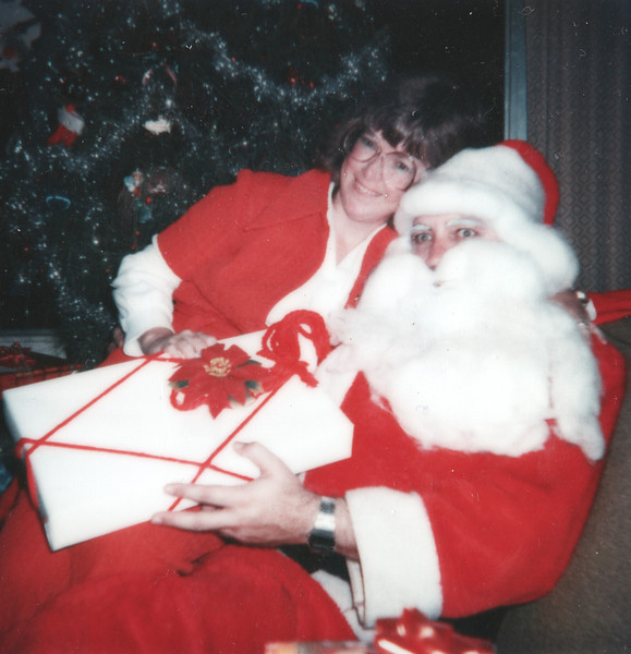To Mrs Kris Kringle From Yours Truly Kris Kringle 1979