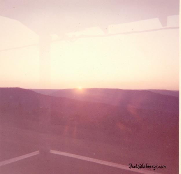 Honeymoon Sunrise