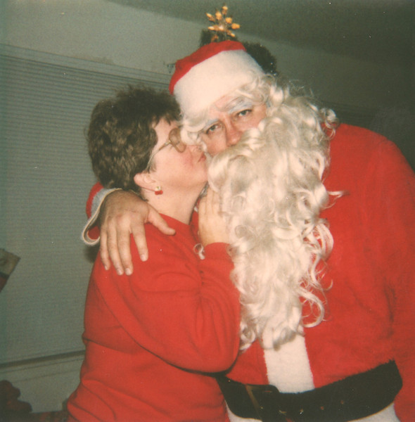To Granny fromKris Kringle 1988