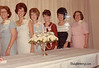 Aunt Judy's Reception- Granny, Judy, Joyce, et