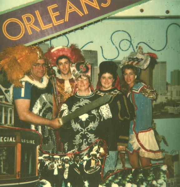 June 1989 New Orleans