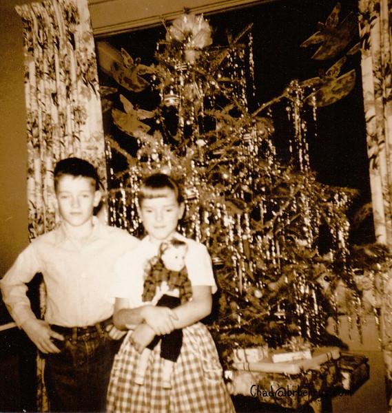 Christmas Royce Joyce and dolly