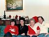 Christmas 1987 Royce Delia Judy Joyce