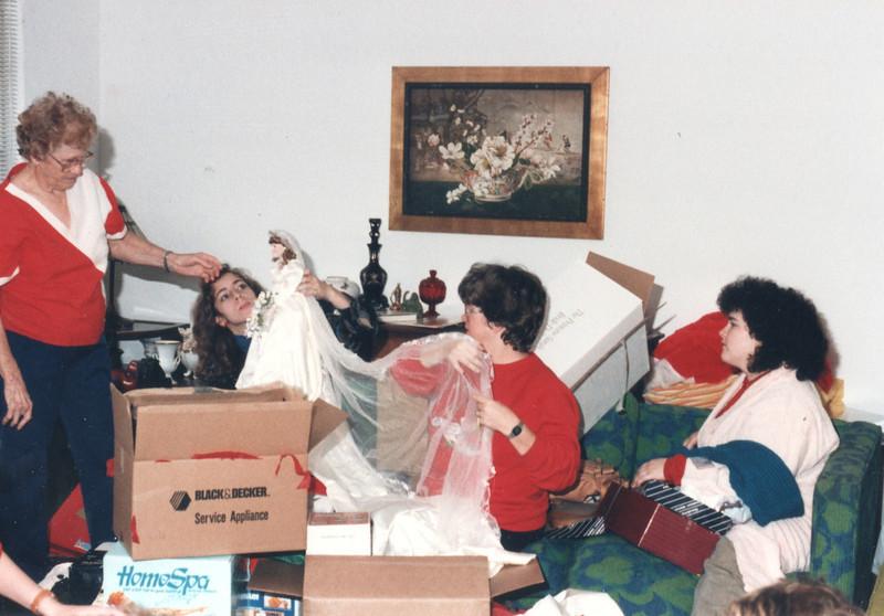 Judty Joy Joyce 1987 Delia Keli and Princess Sarah Bride Doll