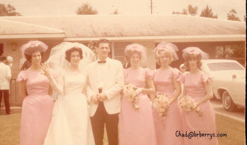 Aunt Judy's Wedding-